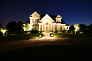 Properly designed and controlled, Night lighting can be the best investment a homeowner can make.