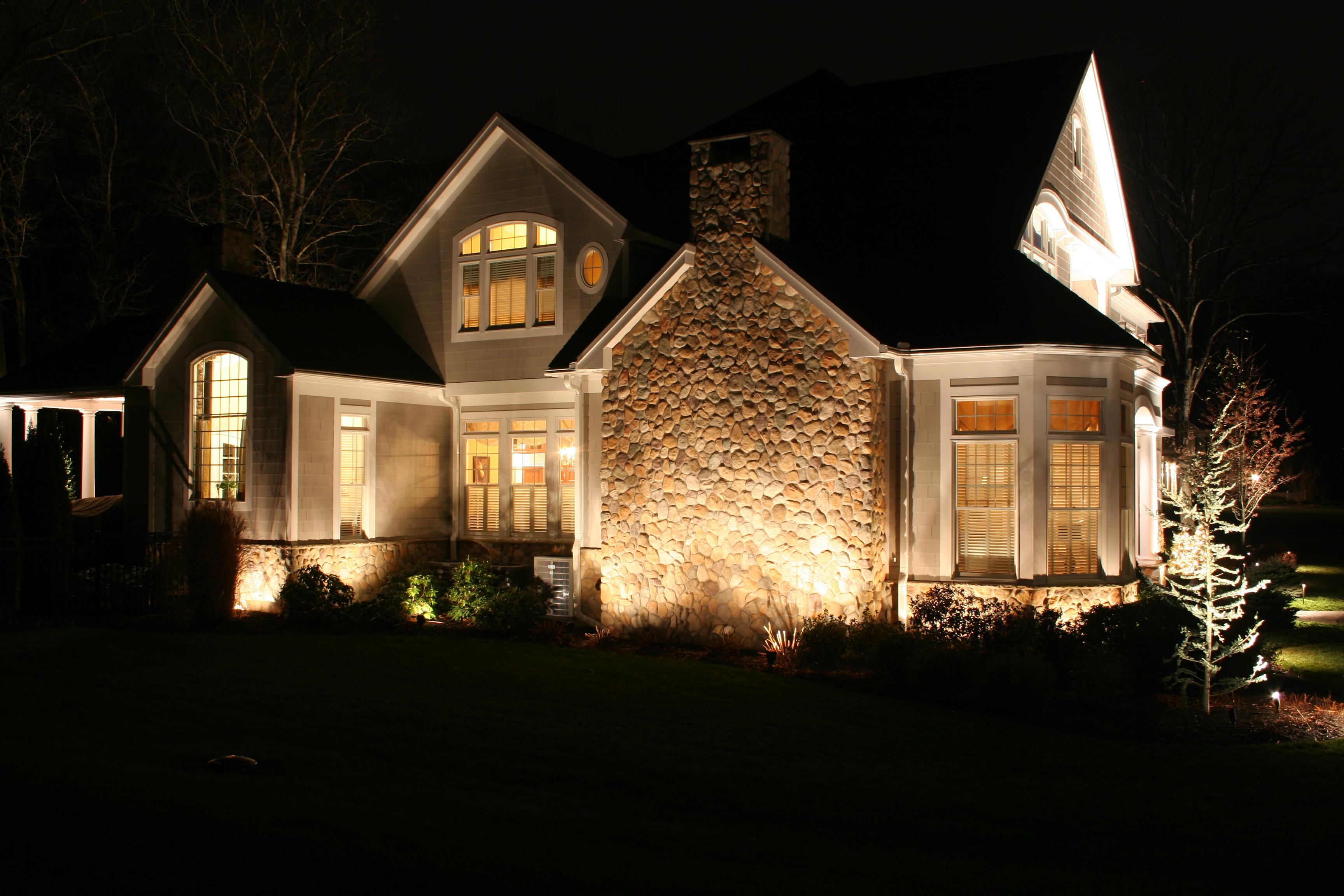 Landscape Lighting Designer Michael Gotowala Shows Us A