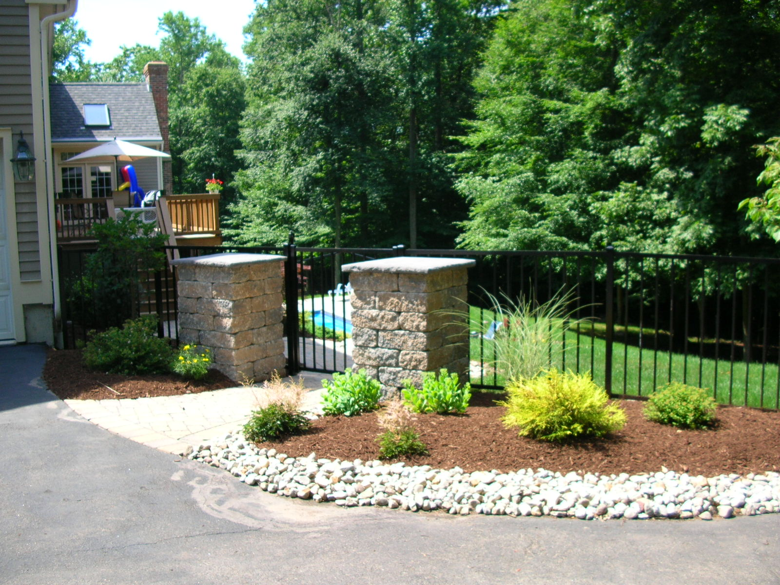 Preferred Properties Landscaping And Masonry Puts The