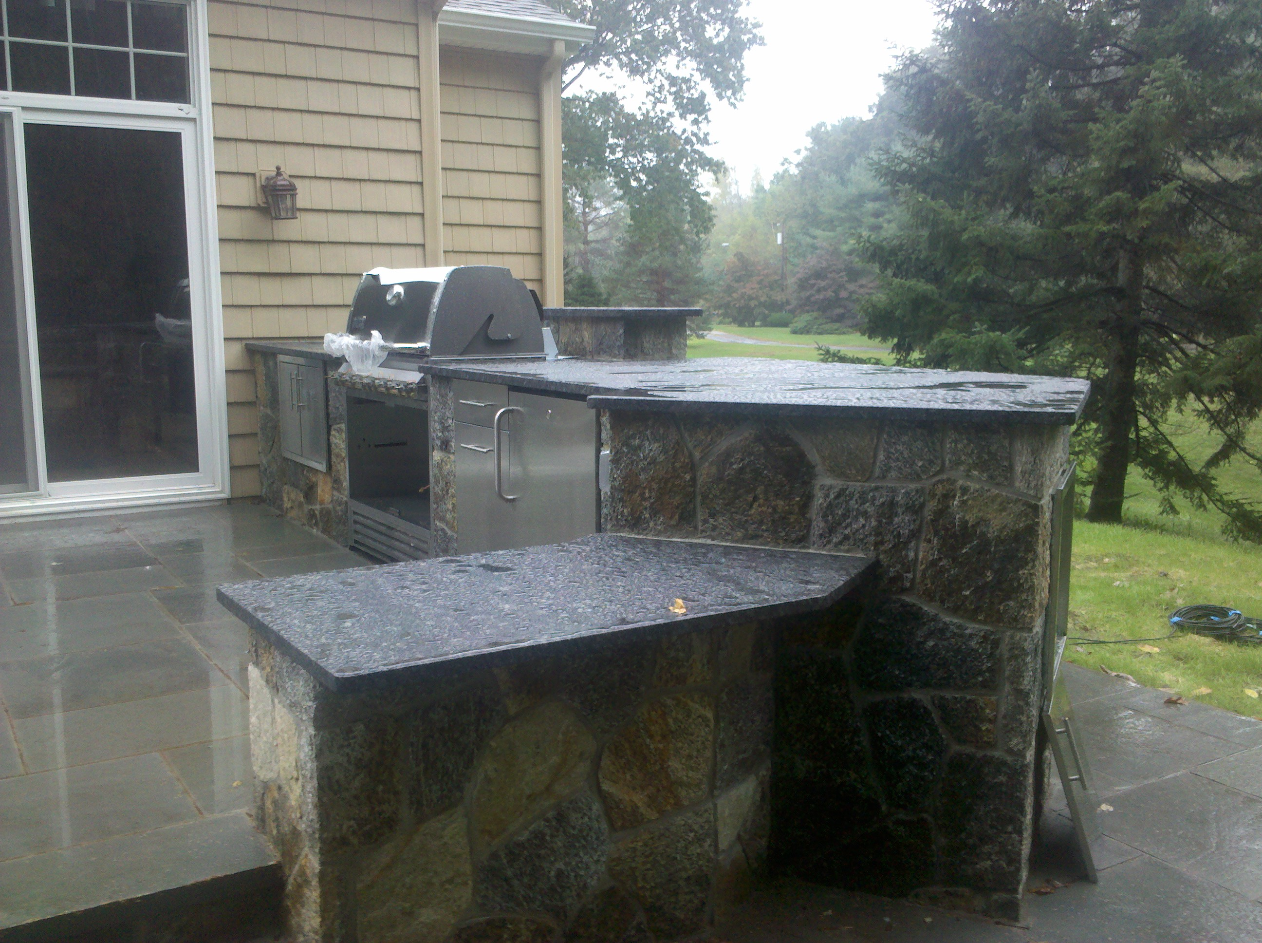 Complete Outdoor Kitchen The Outdoor Kitchen Design Store By Preferred Properties