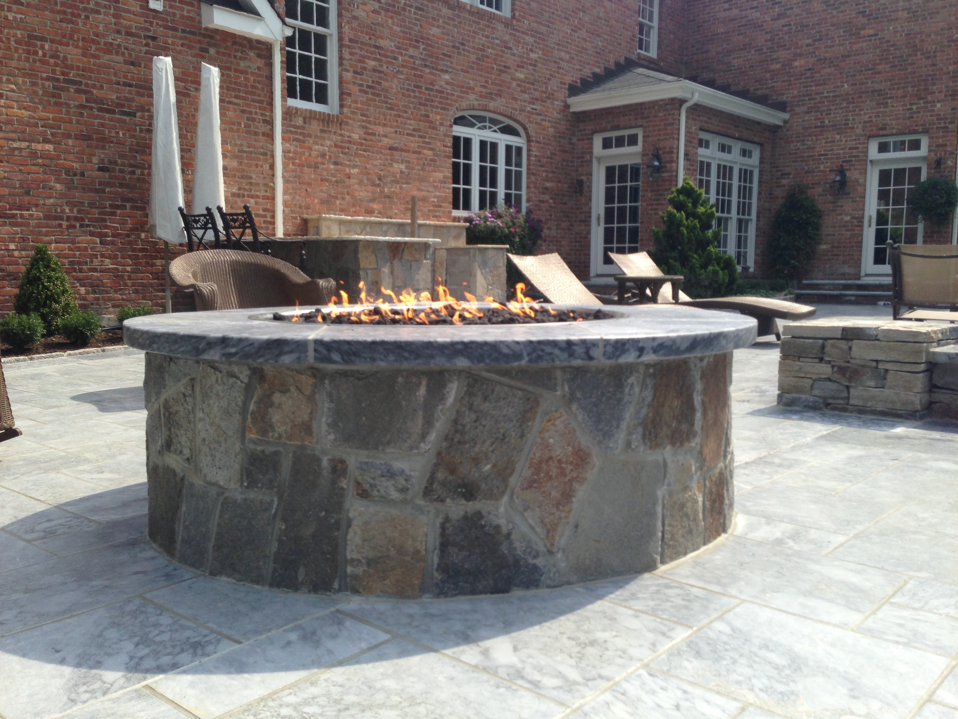 Choosing The Perfect Fire Feature For Your Backyard The Outdoor Kitchen Design Store By