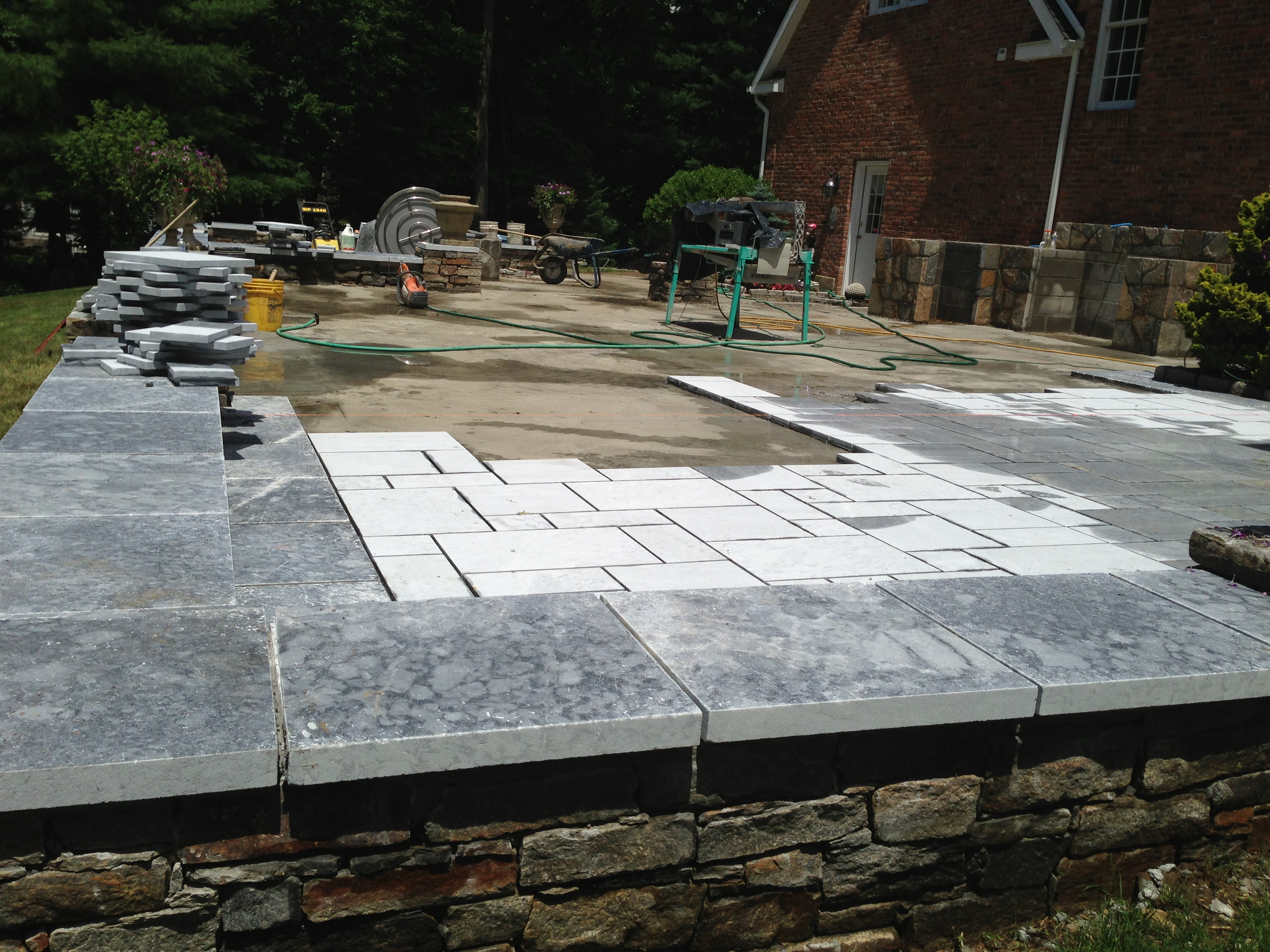 Marble Floor Construction : Outdoor living life of luxury marble flooring and