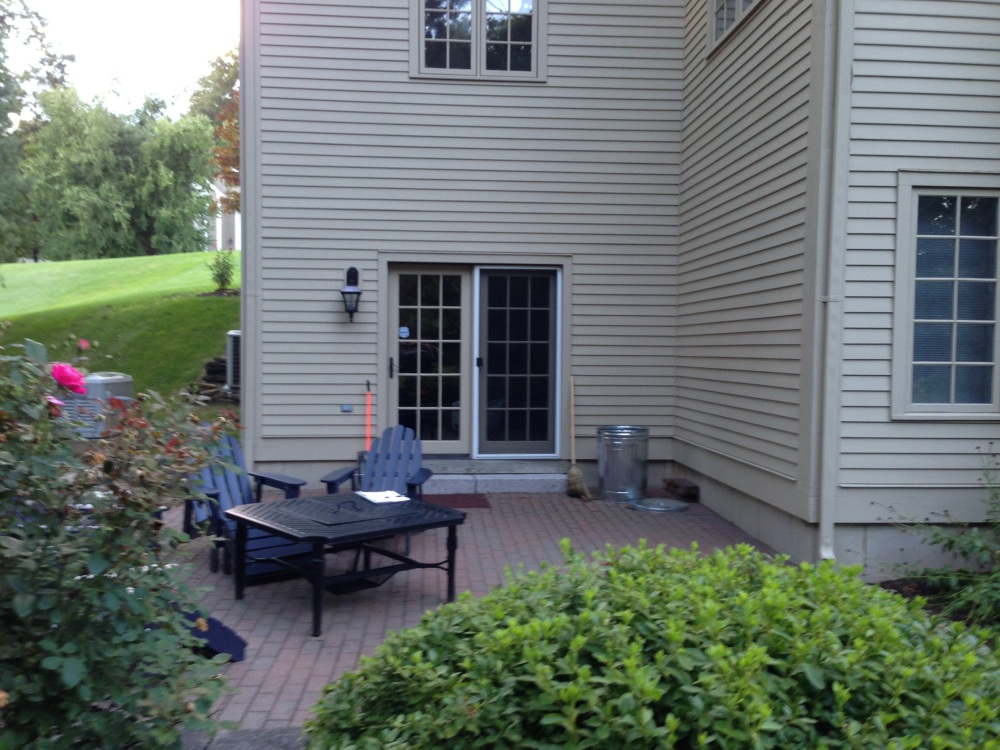 Living  fabulously outdoor living designer offered more than just grilling to this Connecticut residence (4/6)