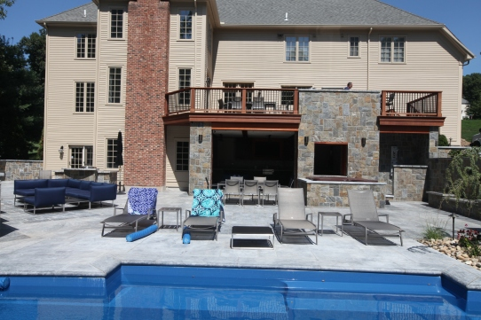 Outdoor living by Preferred Properties, Ct