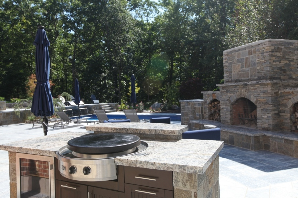 Outdoors feeling fabulous sets one designer apart from  traditional outdoor living.