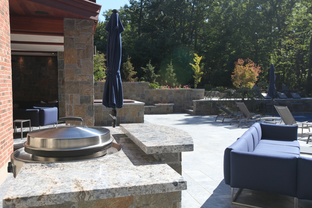 The difference in Outdoor Living and