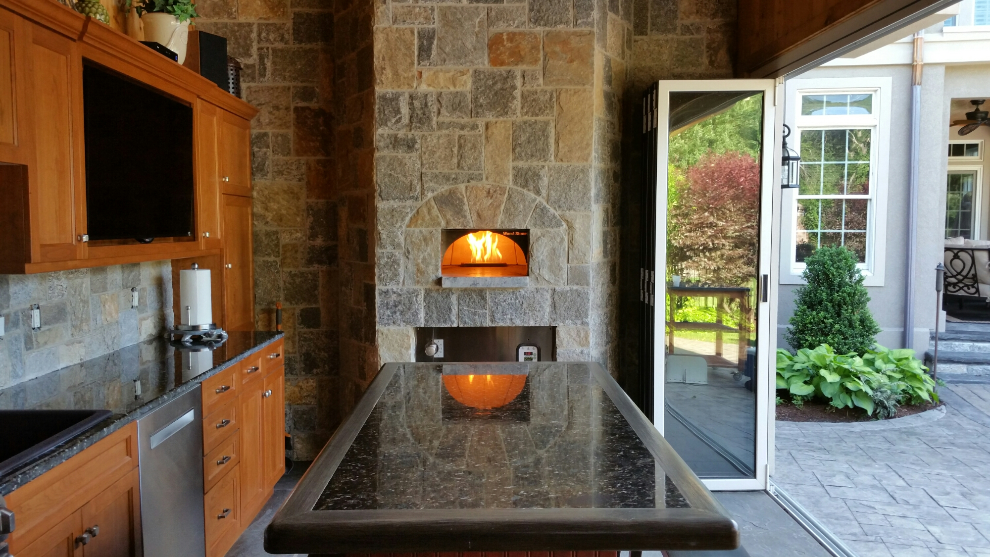 the outdoor kitchen design store by preferred properties