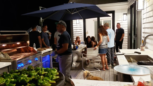 Hamptons Fabulous Outdoor Kitchens and rewarding lifestyles